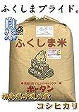 28年産福島県中通り産『コシヒカリ』 白米 25kg