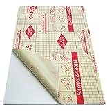 スチレンボード(片面粘着パネル)SEKISUI NKタックTA 5mm厚 A2(よりやや大きめ)10枚入