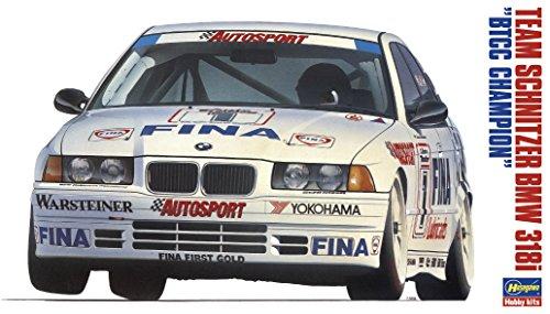 ハセガワ 1/24 チーム シュニッツァー BMW 318i BTCC チャンプ プラモデル 20271