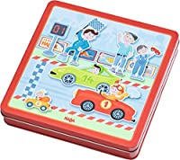 Haba: Zippy Cars Magnetic Game