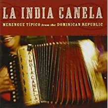 Merengue Tipico from Dominican Republic by La India Canela (2008-03-25)