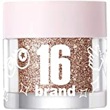 16brand(シックスティーンブランド) キャンディロック パールパウダー CRUNCH CANDY (1.8g)