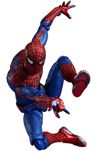 Figma The Amazing Spider-Man Non-Scale Abs and Pvc Painted Action Figure New