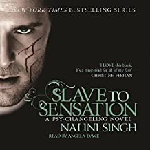Slave to Sensation: Psy-Changeling, Book 1