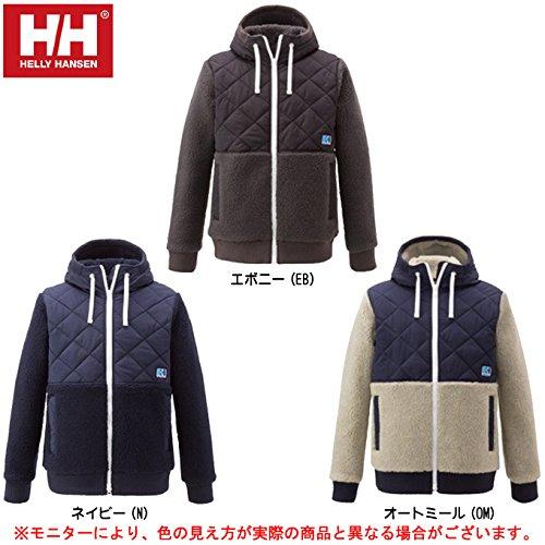 ヘリーハンセン(HELLY HANSEN) ファイバーパイルサーモハイブリッドジャケット HO51452 N ネイビー M