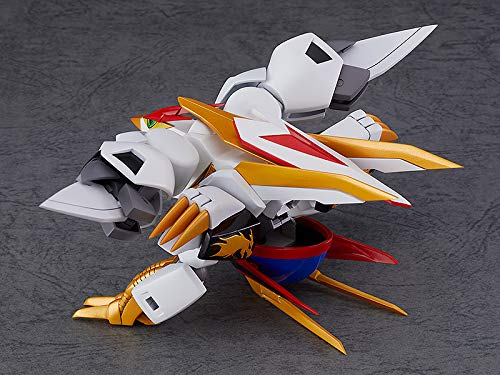 PLAMAX 魔神英雄伝ワタル MS-05 龍王丸 プラスチックモデル