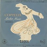 ドリーブ:バレエ組曲:コッペリア~5曲