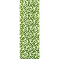 踊り衣裳 和風 和タオル か印 黄緑×白 和風小物 タオル メンズ レディース