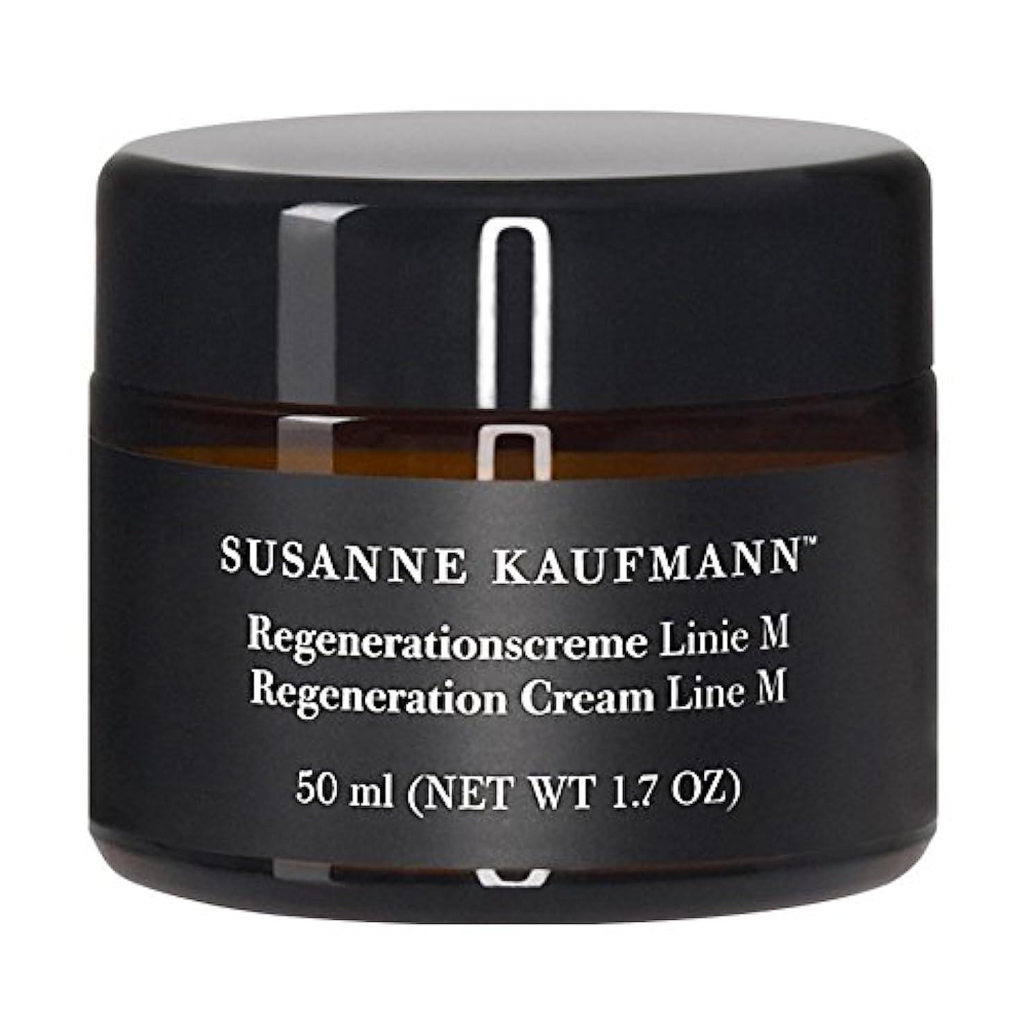 マグ一緒にの頭の上Susanne Kaufmann Regeneration Cream For Men 50ml (Pack of 6) - 男性の50ミリリットルのためのスザンヌカウフマン再生クリーム x6 [並行輸入品]