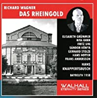 Wagner: Das Rheingold by Various Artists