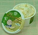 メロンショップマエシマのオリジナルフルーツアイスクリーム クラウンメロンジェラート 6個入