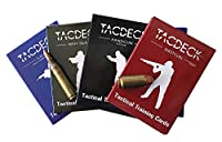 tacdeck Tacticalトレーニング4カード–パック