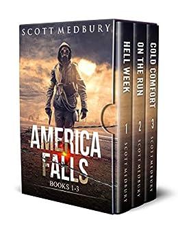 The America Falls Series: Books 1-3 (America Falls Box Set Book 1) by [Medbury, Scott]