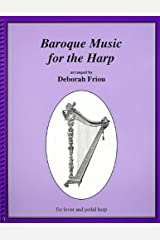 Baroque Music for the Harp Spiral-bound
