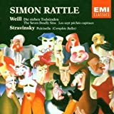 Simon Rattle Conducts: Pulcinella / 7 Deadly Sins (2003-12-05)