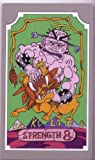 ジョジョの奇妙な冒険ABC [タロットカードエディション] タロットカード STRENGTH 8(ストレングス)