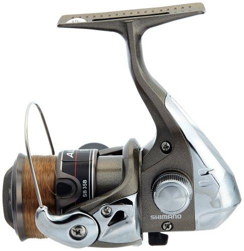 Shimano Fishing Reel Aribio 1000 With No  2 Line 027702