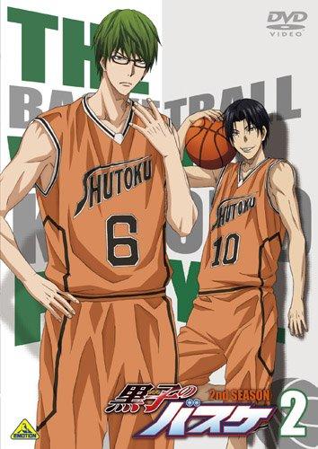 黒子のバスケ 2nd SEASON 2 [DVD]の詳細を見る