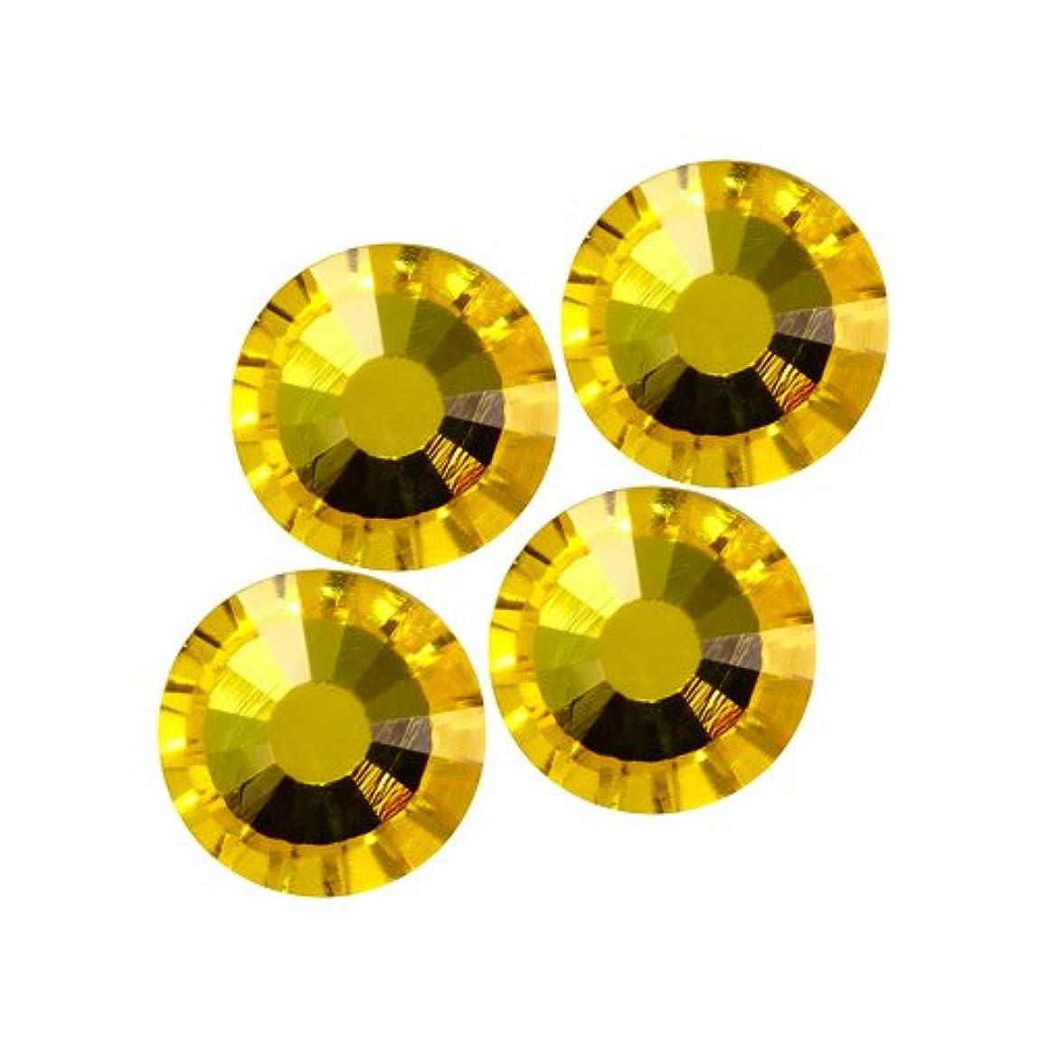 勤勉家庭教師風が強いバイナル DIAMOND RHINESTONE シトリンSS8 1440粒 ST-SS8-CIT-10G