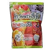 My sweets 蒟蒻 こんにゃくゼリー4種類ミックス 64個セット(4×16個)