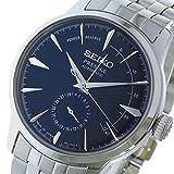 セイコー SEIKO プレサージュ PRESAGE 自動巻き メンズ 腕時計 SSA347J1 ネイビー [並行輸入品]