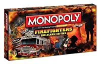 Monopoly - Firefighters 2nd Alarm Edition