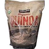 KIRKLAND オーガニック キヌア 大容量 2.04kg