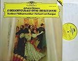 """カラヤン シュトラウス 「美しき青きドナウ」  Karajan J.Strauss """"An Der Schonen, Blauen Donau"""",""""Die Fledermaus"""": Ouverture"""" etc / BPO [独 DGG DIGITAL]"""