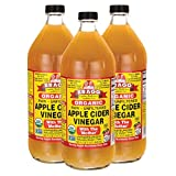 Bragg オーガニック アップルサイダービネガー 【国内発送 正規品】 946ml りんご酢 (3個)