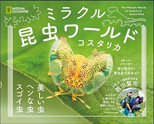 ミラクル昆虫ワールド  コスタリカの詳細を見る