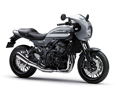 スカイネット 1/12 完成品バイク カワサキ Z900RS カフェ パールストームグレー