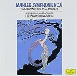 マーラー:交響曲第8番「千人の交響曲」&交響曲第10番からアダージョ