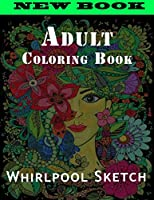 Adult Coloring Book: 40 high quality and very professional designs for relaxing and creative activities, suitable for all those who want to relax by coloring