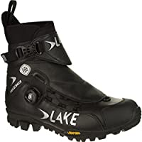 Lake MXZ303 Winter Boots - Wide - Men's Black 40.0 [並行輸入品]