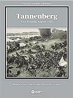 DG: Tannenberg, East Prussia August 1914, Folio Boardgame