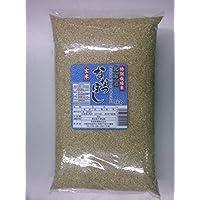 【Amazon.co.jp限定】北海道産 農薬節減米 玄米 ななつぼし(そらち南農協指定) 5kg 平成29年産