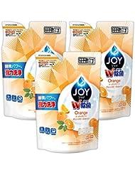 【まとめ買い】 食洗機用ジョイ 食洗機用洗剤 オレンジピール成分入り  詰め替え 490g×3個