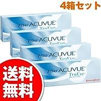 ワンデー アキュビュー トゥルーアイ 【BC】8.5【PWR】-11.50 30枚入 4箱