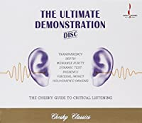 Ultimate Demonstration Disc: Chesky Records' Guide to Critical Listening by VARIOUS ARTISTS (1993-06-22)