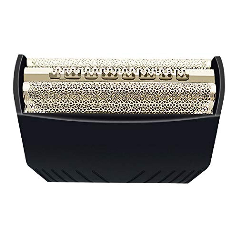 十二ビジネス野望VINFANYシェーバー替刃 シリーズ3 適用 Braun 30Bシリーズ3 シェーバーモデル電気シェーバー シリーズ3網刃?内刃一体型カセット 交換用ホイル (30B (Black))