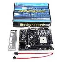 A55 デスクトップマザーボード Gigabyte GA A55 S3P A55-S3P DDR3 ソケット FM1 ギガビットイーサネットメインボード対応