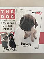 """Artist Collection Double Sided Puzzle """"THE DOG"""""""