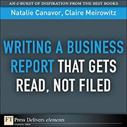 amazon writing a business report that gets read not filed ft