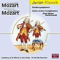 Kindersinfonie/Seine Ersten Si by Neville Marriner (2007-08-21)