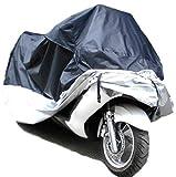 バイクカバー XXL 245×105×125 防水 防塵 シートカバー