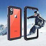 Best iPhone 4ケースLifeproof - Lapeno iphone XR 防水ケース 耐衝撃 防雪 防塵 超薄型 Review