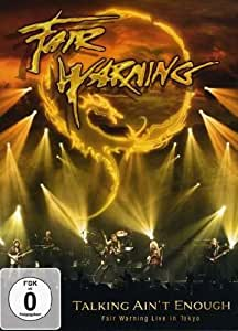Talking Ain't Enough Fair Warning Live in Tokyo [DVD] [Import]