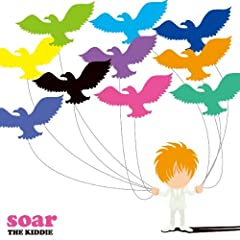 soar♪THE KIDDIEのCDジャケット