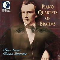 PIANO QUARTETS OF BRAHMS