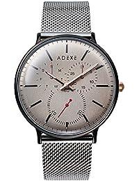 [アデクス]ADEXE 腕時計 クォーツ 2045C-06 【正規輸入品】